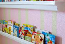 Bücherregal für Romy