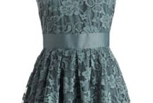 Weddings - Shades of Dusty Blue / A TOP COLOR FOR SPRING 2014