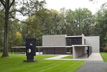 Moderne Kunst / Liefhebbers van de Moderne Kunst kunnen hier prima terecht om inspiratie op de doen voor een bezoekje aan de talrijke musea die Nederland heeft.