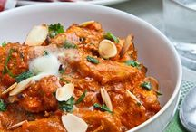 Recipes - Indian - Chicken/Fish / by Emily V