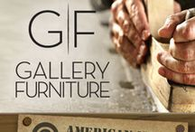 American Made Furniture / Solid wood furniture all American made.  / by Michelle Little