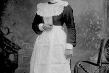 Victorian & Edwardian maids