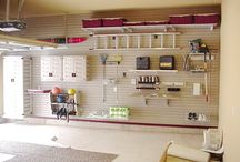 Garage / Organization for the garage or shed / by Linda White