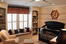 Decoração dormitório de bebê / Várias ideias e inspirações para dormitórios de bebê, desde a decoração aos detalhes