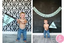 First Birthday Ideas / by Stephanie Whitlaw