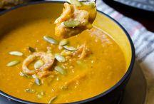 Fall recipes/pumpkin recipes / by Alyssa Mayo