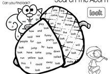 Co-Op Preschool crafts