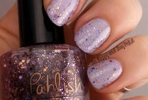 Pahlish / Please note all swatches within this album belong solely to their respective owners as per watermark or original posting via their blogs. / by Swatch Directory