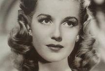 Hair style 1940