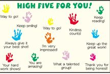 high five for you