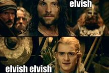 The Lord of the Rings/The Hobbit