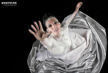 The Ice Queen / make up servizi fotografici regina di ghiaccio. Progetto realizzato da greta volpi make up