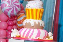 Decoracion fiestas niños / Decoracion infantil para fiestas de niñas
