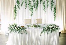 белая классика свадьба
