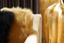Black & Gold | Interiors