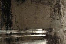 John Virtue / Contemporary British artist