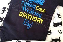 Luke's 3rd birthday