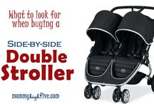 Best Lightweight Side by Side Strollers for Infants and Toddlers