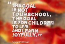 Unschooling Inspiration