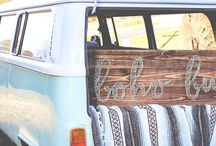 Boho Bus Shots (Volkswagen)