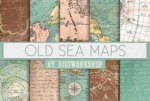 sea maps
