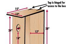Box ideas / Wooden box ideas