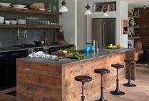 Achterpui / keuken
