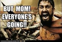 Haha! Mad Momma