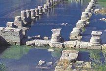 tarihi turistik mekanlar