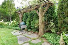 yard and garden ideas