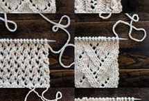 DIY Knitting / Patterns