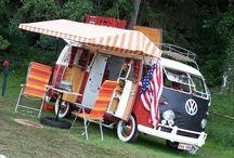 Karavan camping