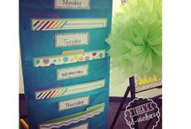 Classroom Setup / by Kirsten Kissell
