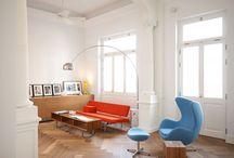 • Inspiration Wohnen • / Wohnräume und Gestaltung