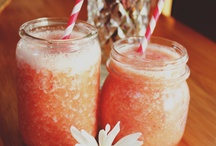 Drinks and more pretty drinks / by Visual Jambalaya
