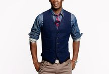 Men's fashion-the look of a gentleman / by Paul Dunsdon