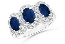 Three-Stone-Blue-Sapphire-Halo-Ring