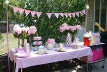 Party Ideas & Cupcakes