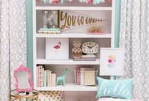 Girls/Tween Bedroom