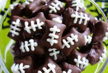 Super Bowl Party!! / Finger food, party deco  / by Shianne Koger