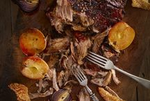 Easter Pulled Pork Recipes / Pulled pork makes for a wonderful family feast.