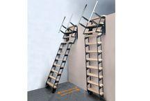 Lépcső, létra