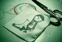 Work in progress_ trame d'inchiostro
