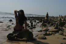 Beach / Beach photoshoot