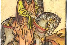 Középkori kártya