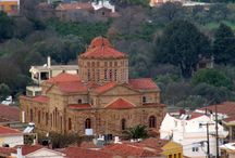 Chios  villages / Unspoiled landscape of Chios attracts travelers giving unforgettable moments. Be there. Explore. Feel!