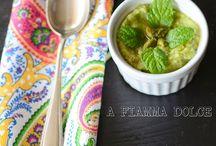 Pesto e Hummus  vegan