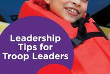 Leadership / Girl Scout Leadership / by Girl Scouts of the Southern Appalachians