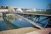 B4- Rheinpasserelle
