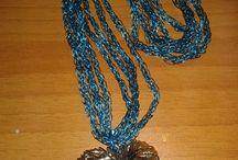 TRICOTIN / Finalmente riesco a mostrarvi alcuni dei miei lavori al tricotin